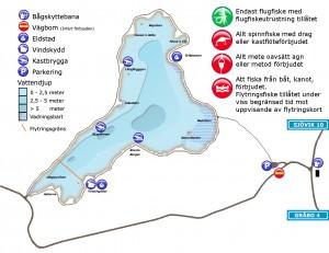 Ny-karta-Lilla Lövsjön platsmarkeringar